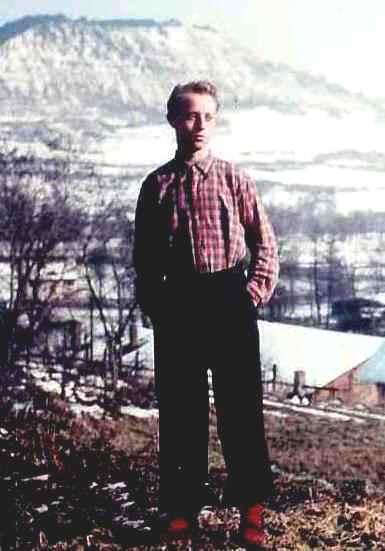 Schoschl Groß etwa 1950
